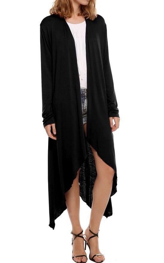 Free Shipping Cardigan Women Sweater casual Crochet Poncho Plus Size Coat Women long Sweaters vestidos Cardigans
