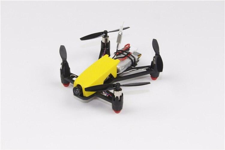 Mini Indoor FPV KINGKONG Q100 w nane32l/motor/ propeller/camera TX/receiver Quad