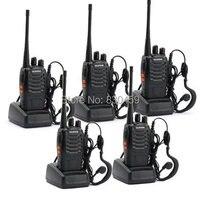 BaoFeng BF 888S Long Range UHF 400 470 MHz 5W CTCSS DCS Portable Handheld Two Way