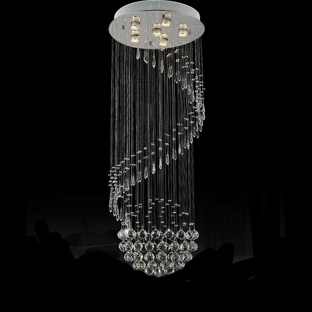Acquista all'ingrosso online lampadari di cristallo di grandi ...