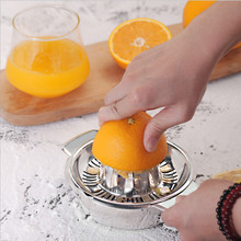 Pomegranate Press Lemon Orange Citrus Lime Juicer Squeezer Presser With Measuring Cup & Grater Garlic Citron