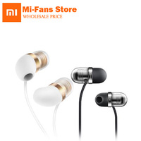 New Original Xiaomi Capsule Earphone Piston Silicone Earbuds 45 In Ear Earphone Angle Hand Mic For