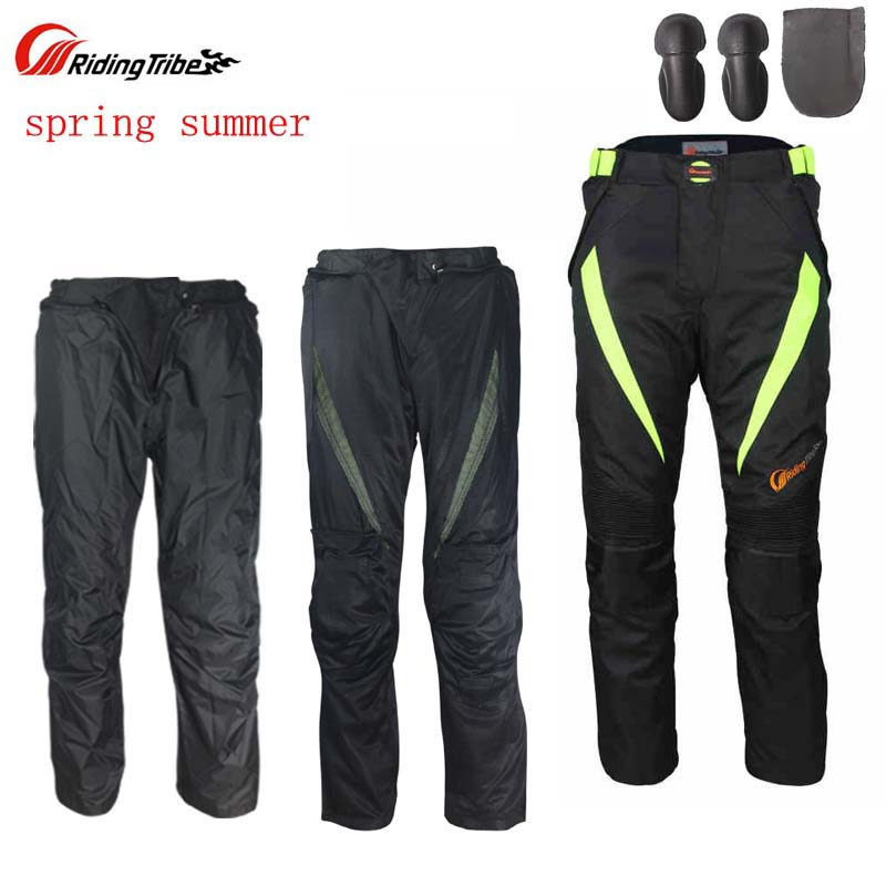 summer winter men motocross Riding Tribe trousers pants ,Oxford professional outdoor pantalon moto,breathable windproof