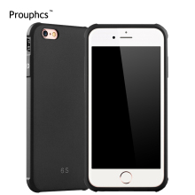 Prouphcs For iPhone 6 Case Soft Silicone TPU Cover Case for iPhone 6 6S Plus Full Protective Shockproof Case
