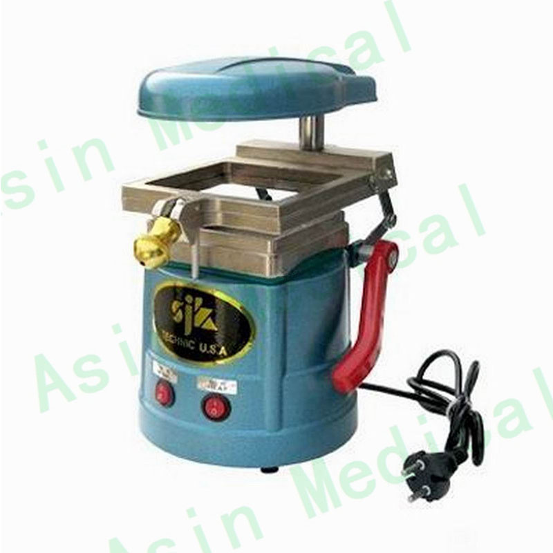 2016 NEW Vacuum Forming Molding Machine Dental Lab Equipment dental vacuum forming molding former machine former heat steel ball lab equipment supply new 110v 220v 1000w dental equipment