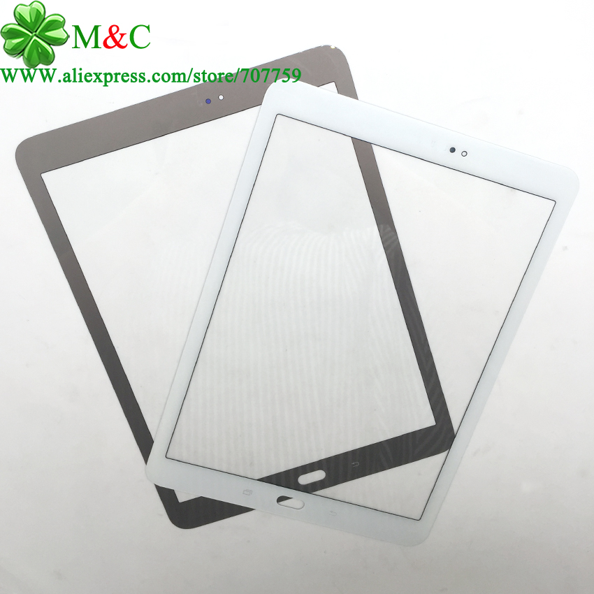 OEM T815 Touch Glass Lens Panel For Samsung Galaxy Tab S2 T815 T810 Outer Touch Screen Lens Digitizer Panel With tracking