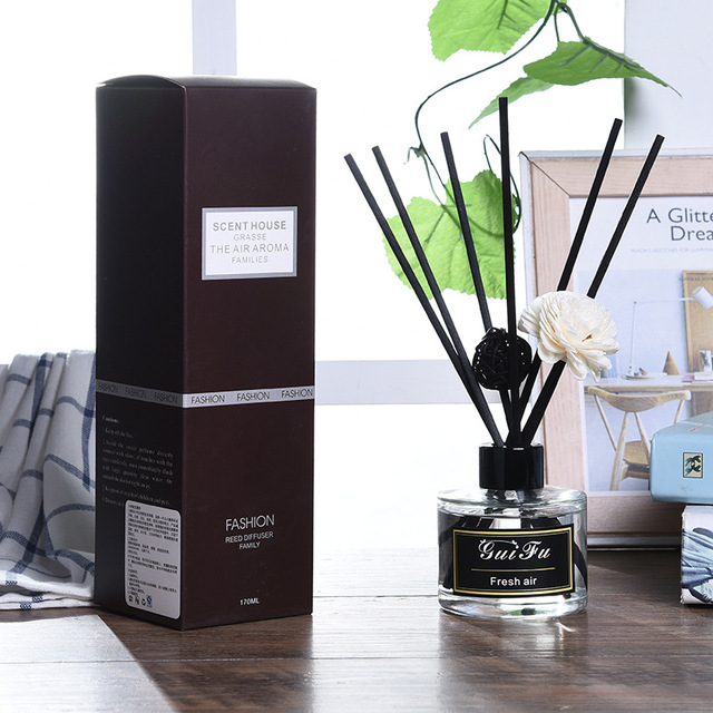 2018 High Grade Reed Diffuser Sets New Hot Cane Vines Volatile Fragrances Home