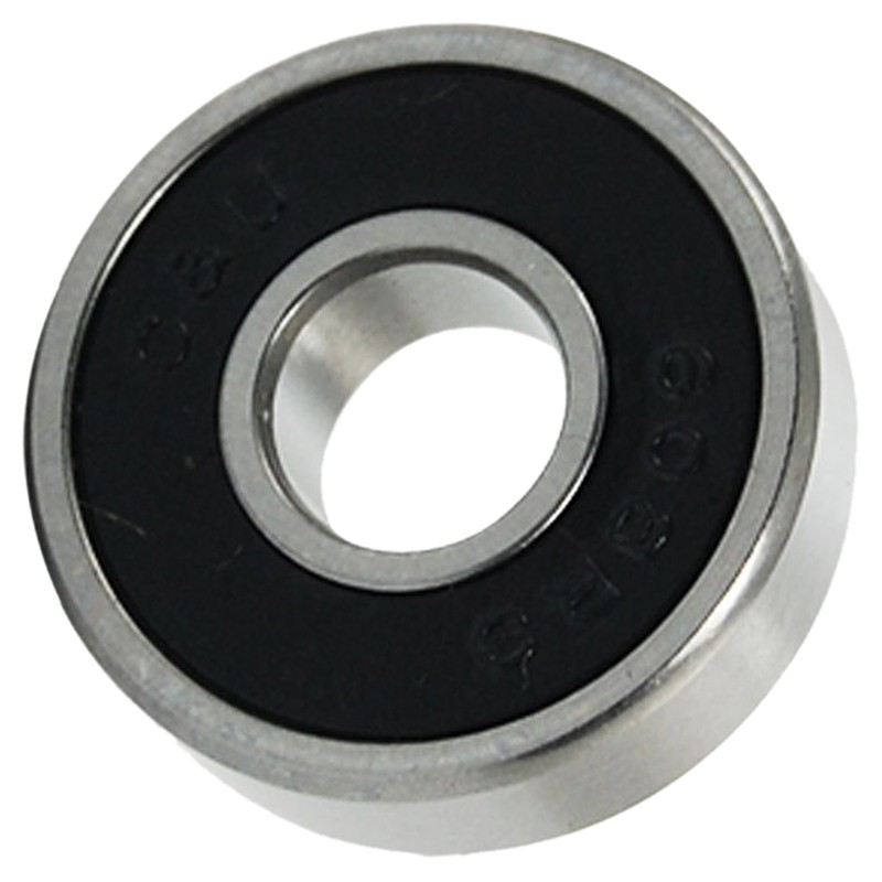 10pcs 608-2RS 608RS 608 2RS ABEC-7 8mm x 22mm x7mm Black Double Rubber Sealing Cover Deep Groove Ball Bearing 1pc 6217 2rs 6217rs rubber sealed ball bearing 85 x 150 x 28mm