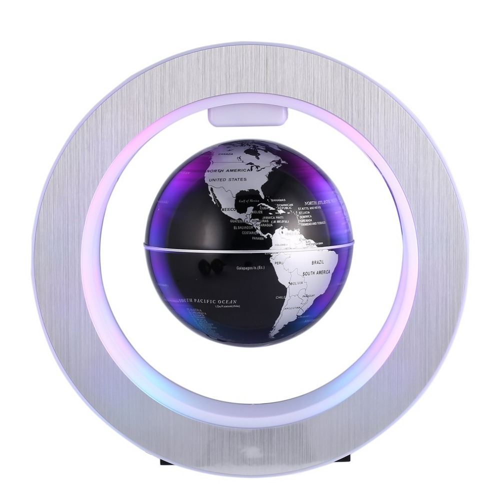 ACEHE Geography World Globe Magnetic Floating globe LED Levitating Rotating Tellurion World map school office supply Home decorACEHE Geography World Globe Magnetic Floating globe LED Levitating Rotating Tellurion World map school office supply Home decor