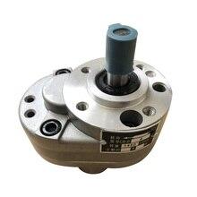 Bomba de óleo hidráulica da engrenagem CB B4F CB B6 CB B10, sistema hidráulico da bomba de lubrificação da liga de alumínio