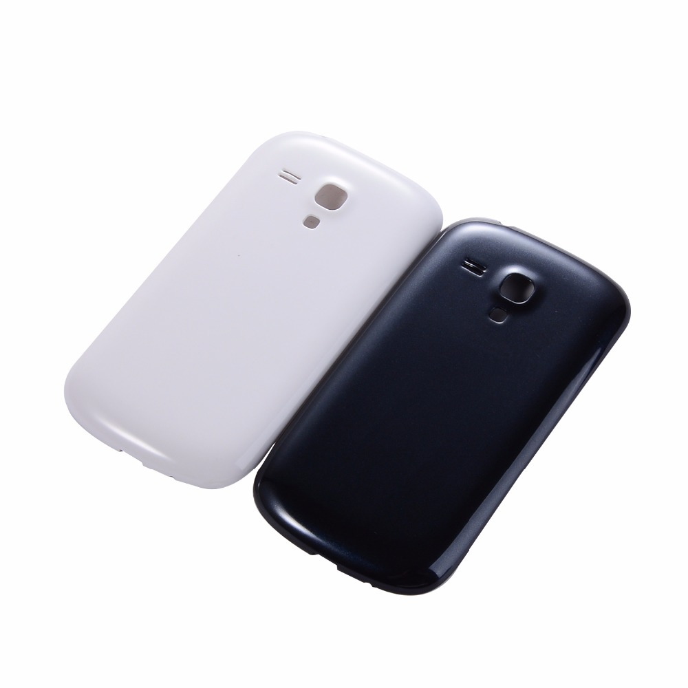 New S3 Mini Battery Back Cover Door For Samsung S3 Mini GT-I8190 Back Cover Door Housing