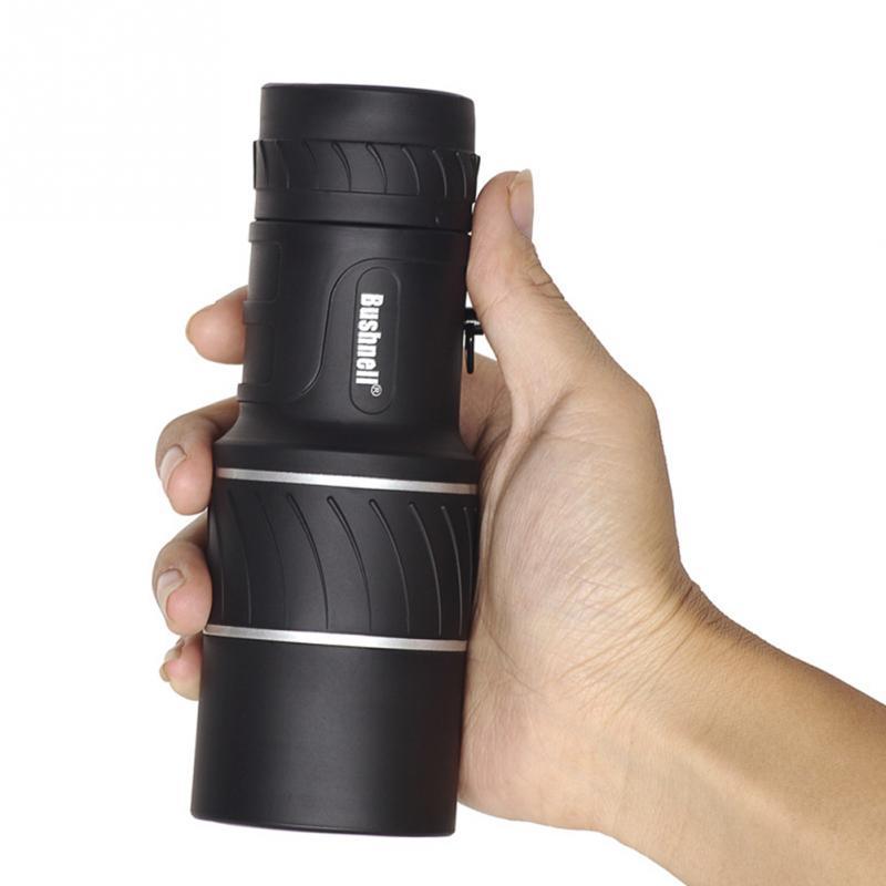 Высокое разрешение мини 16x52 один фокус оптический объектив день Ночное видение армирование путешествия монокуляр телескоп туризм Сфера бинокль