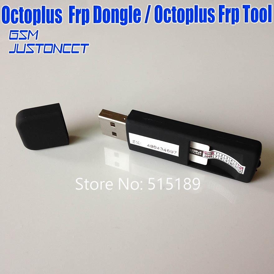 2019 Original OCTOPLUS FRP TOOL dongle for Samsung, Huawei, LG, Alcatel,  Motorola cell phones