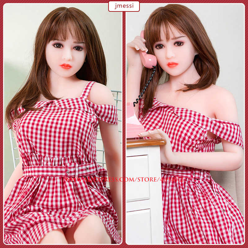 158 cm High quality realistic TPE with skeleton sex doll real life love doll, Oral Vaginal Anal real Hu man dolls sexdoll