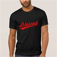 Christian T-Shirt  Blessed
