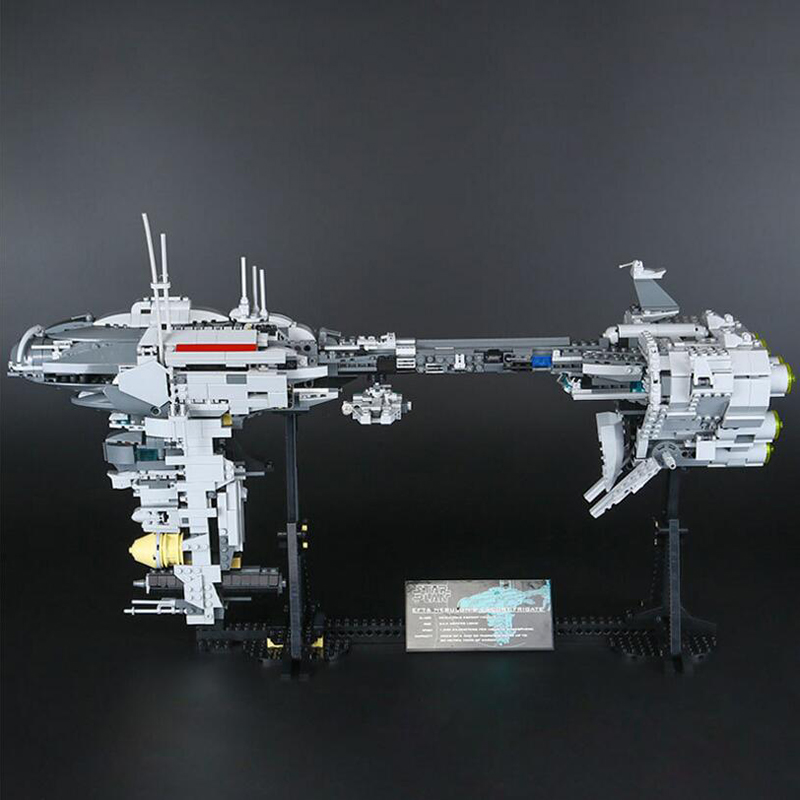 05083 alien war series ucs nebula medical frigates assembled building blocks educational toys building blocks model gifts