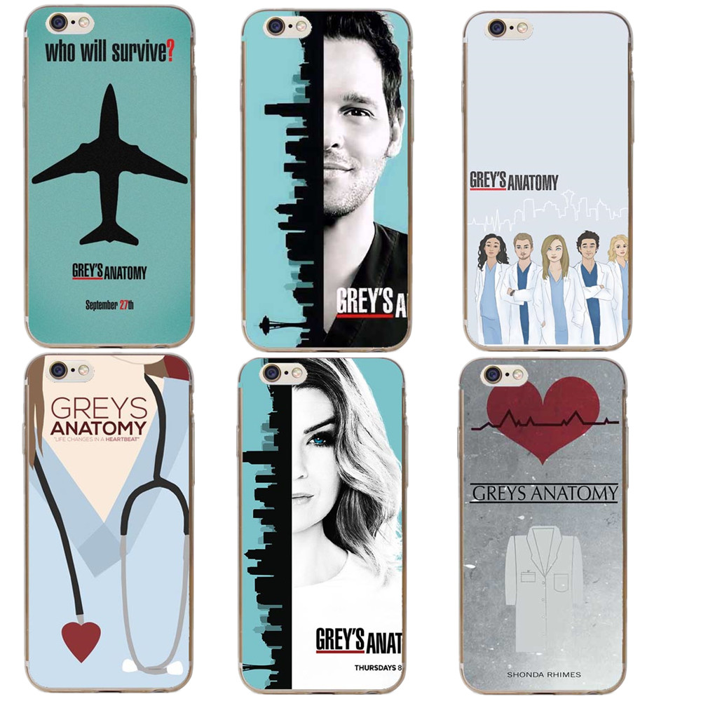 Grey\'s Anatomy Beautiful Day To Save Lives Phone Case for iPhone 7 7 ...