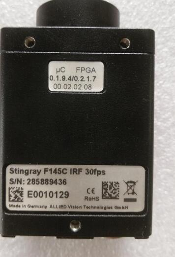 Stingray F145C IRF 30fps used in good condition цена и фото