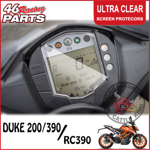 CK CATTLE KING Cluster Scratch Cluster Screen Protection Film Protector For KTM DUKE 200/390 RC390 RC 390 DUKE390 DUKE200(China)