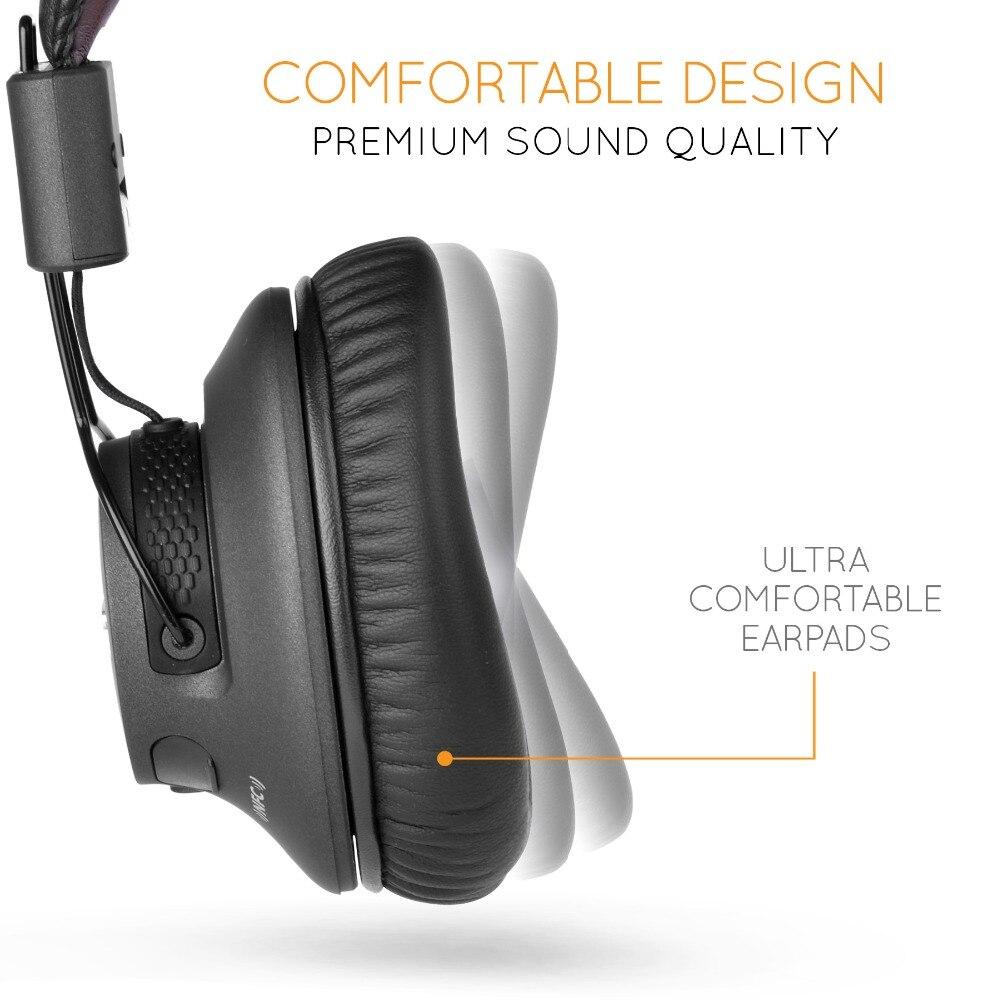 kulaklıklar düşük kulaklık mikrofonlu