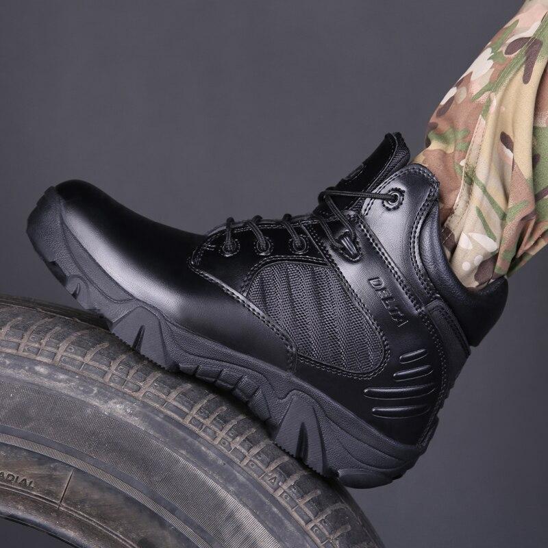 Homens Black Dos Botas Combate 1 Com Militar De Ao Táticas Das Ar Zíper 1 Forças Novas Deserto 2019 yellow black yellow Especiais Livre xSqAXA