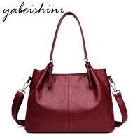 2019 New Women Handbag Ladies Messenger Bag Feminina Bolsa Luxury Big Tote Designer Women Shoulder Bag Sac A main Lady Handbag