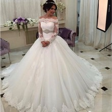 LBKKC DRESSES Ball Gown Wedding Dresses 2019 Bridal Gowns