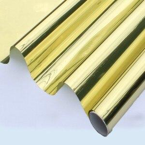 Image 4 - 0.6x7m filme de janela solar, venda quente, filme auto adesivo, drop shipping, anti uv, controle de calor, vidro decorativo folha para proteção da privacidade