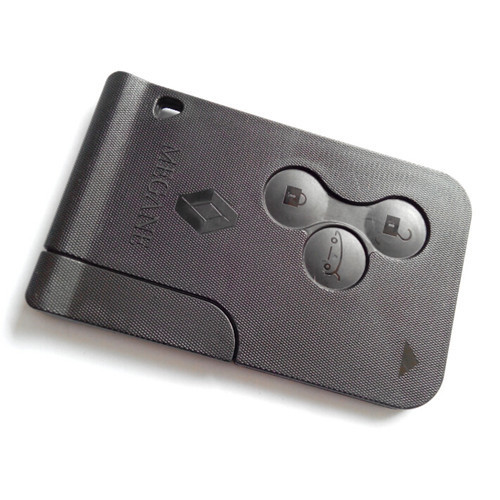 Hottest Renault Smart Key Card For Megane II 3 Button