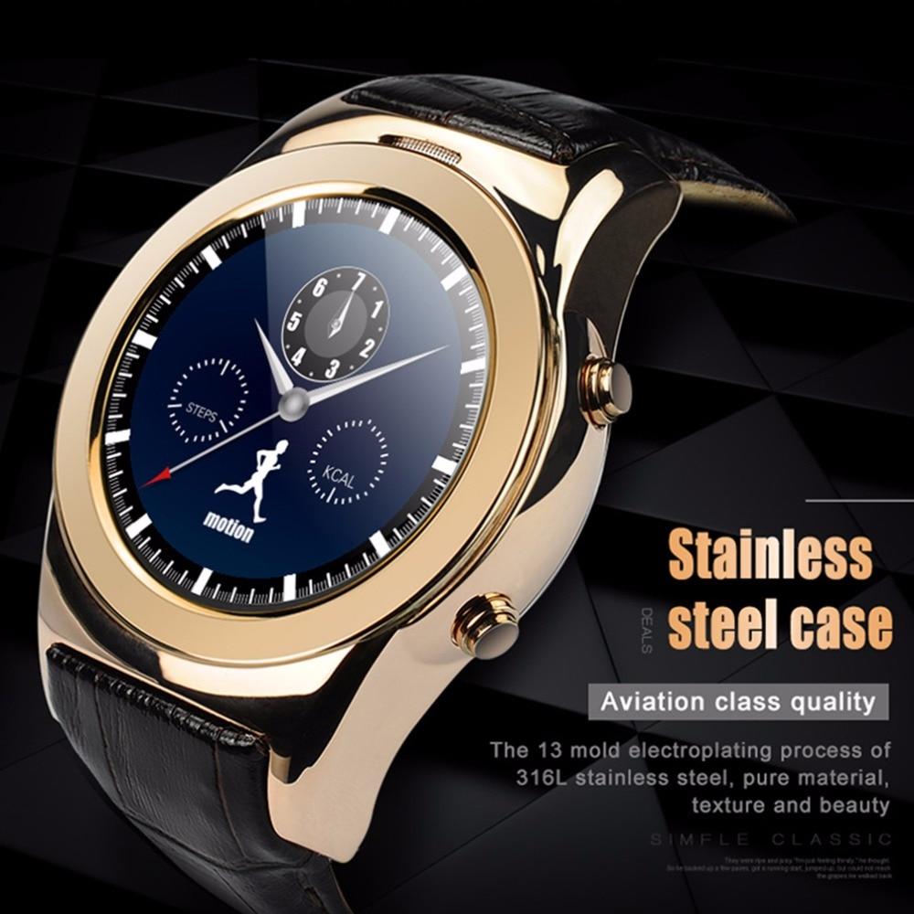 Hot A8S font b smart b font watch support TF SIM casrd font b smart b