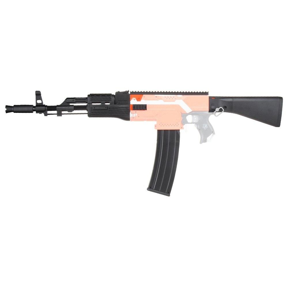 MOD F10555 AK47 Kit d'imitation 3D impression haute résistance en plastique Combo pour Stryfe modifier jouet pour Nerf pièces jouets accessoire cadeau
