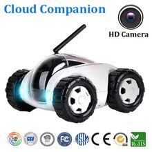 C-102 WiFi FPV RC Автомобиль с Камеры Наблюдения Дистанционного Управления в Режиме реального времени Видео Cloud Companion Съемный IP камера