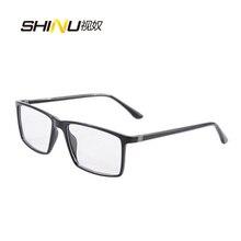 Новый бренд очки кадров для женщин ретро большой площади Очки Рамки мужчины оптический Очки Рамки мода Ясно Стекло 9195
