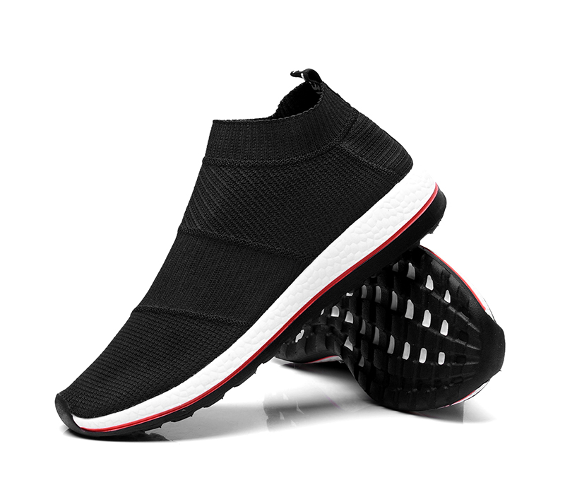 hot sale running shoes for men women sneakers sport sneaker cheap Light Runing Breathable Slip-On Mesh (Air mesh) Wide(C,D,W) 5