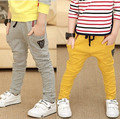 2016 spring autumn children's clothing boys pants solid thin cotton casual harem pants for boys kids baby clothes long trousers