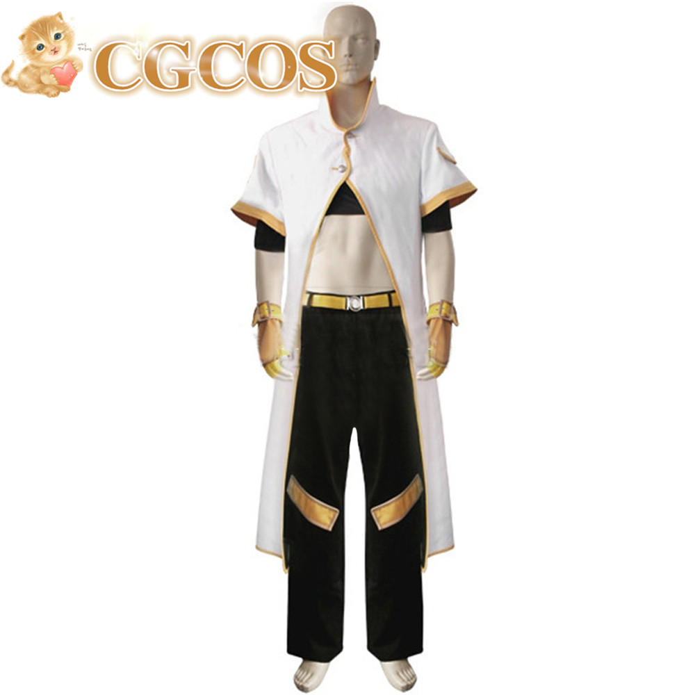 Express! CGCOS Tales of the <font><b>Abyss</b></font> Anime Cosplay Costume Uniform Custom-made Retail/Wholesale Halloween