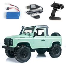 1/12 RC Rock Crawler D91 2.4G 4WD Car Remote Control Truck Toys