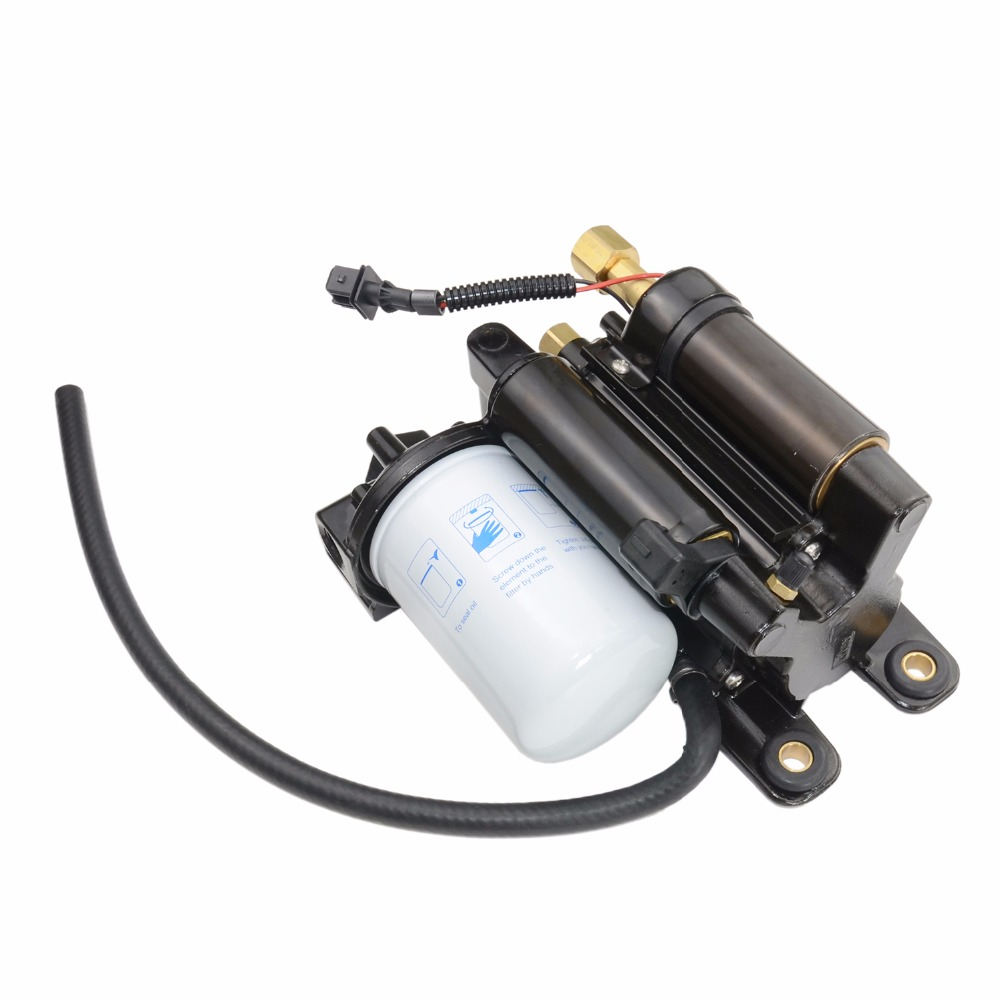High Low 2 PCS Electric Fuel Pump Assembly For Volvo Penta 5.7 5.0 4.0 21608511