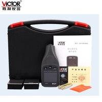 VC852A Coating Thickness Gauge Iron Based Magnetic Zinc Coating Thickness Of Paint Film Thickness 0 1250um