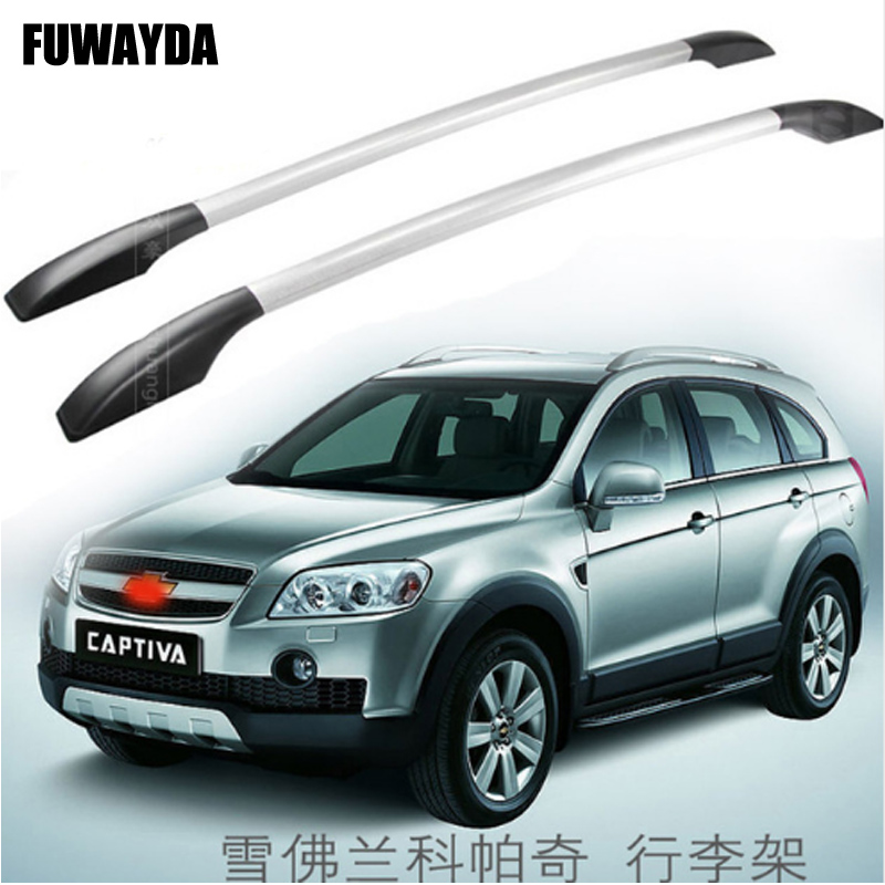 FUWAYDA car styling for Buick Sail SRV car roof rack aluminum alloy luggage rack for Sail SRV sedan punch Free 1.3 meters free shipping fiesta hatchback high quality aluminum roof rack luggage rack punch free 1 3 m