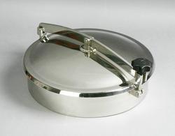 600mm round tank manhole ss304 stainless steel non pressure manway 100mm neck.jpg 250x250