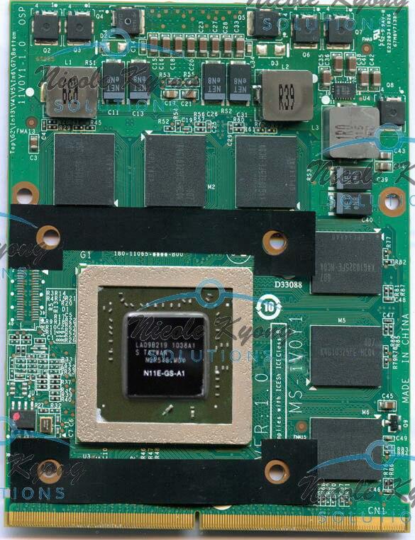 GTX460M GTX 460M VGA Video Card for msi 16F1 16F2 16F3 1656 1727 GX740 GX640 GT660 GT780 GT663 GX660 GT680 GT683 GT680 new original laptop cpu fan cooling fan for msi 16f1 16f2 16f3 1761 1762 gx660 gt680 gt683 gt60 gt70 cooler radiator