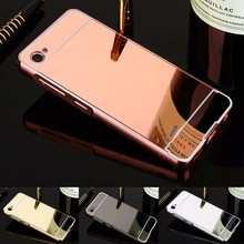 For LG Q6 Cover 5.5 inch Case For LG Q 6 Luxury Rose Gold Mirror Protective Back Cover Phone Case For LG Q6 Alpha Q6a 6 A M7000