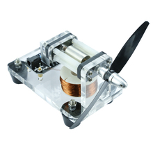 DIY Fan Blade Brushless Motor 12V 5W Multi-layer Structure Creative Decoration High Speed Hall Mini For