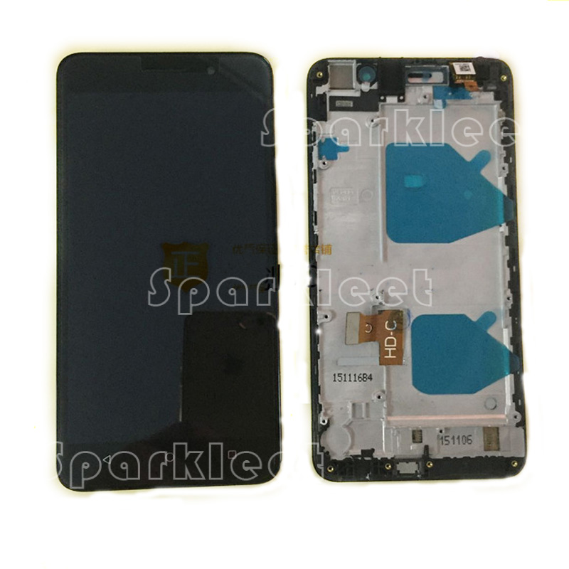 LCD Display Assembly with Frame For Huawei 4X with Touch Screen Digitizer Assembly Repair Parts Free Shipping