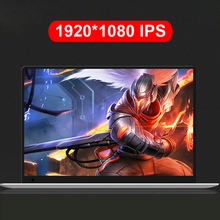 Core i3 15.6 inch Gaming Laptops With 8G RAM 128/256/512G/1tb SSD Notebook Computer Ultrabook Backlit IPS WIN10 OS Laptop