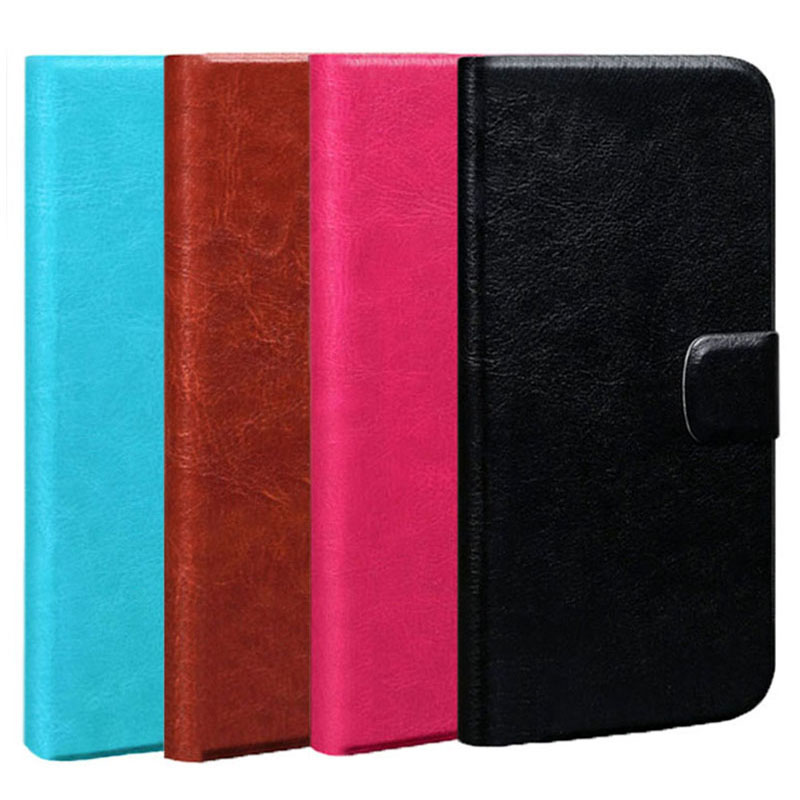 cunzhi in Stock, Flip PU Leather Cover Case For VKworld Mix Plus Special Cell Phone Shell (Gift Touch Pen)