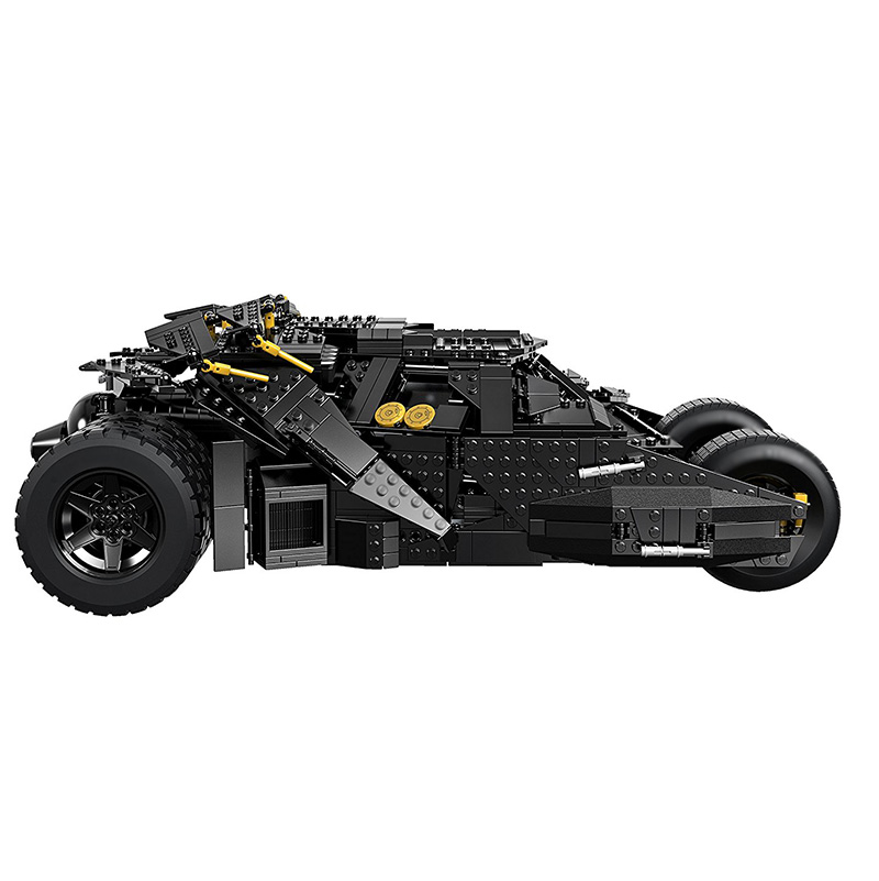LELE 34005 Decool 7111 Super Heroes Batman The Tumbler Blocks Bricks Educational Children day's Gift DIY Compatible Bela 76023 lepin 07056 super heroes batman the scuttler building blocks new year gift toys for children bela decool 70908