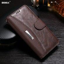 Для Huawei Y5 II кожаный чехол Роскошные Флип Бумажник Обложка мобильный телефон Сумки Чехлы для Huawei Y5 II 5.0 дюймов держателя карты Fundas