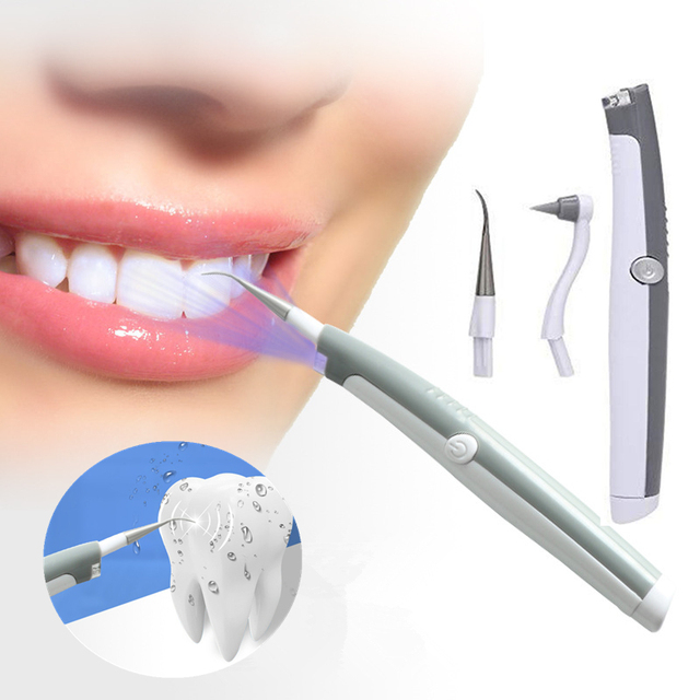 Teeth whitening teeth cleaning